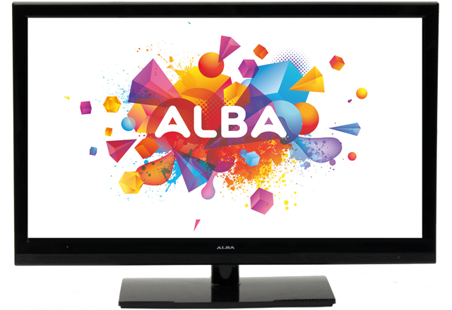 ALBA 19 inch HD LED TV/DVD Combi — 1223336