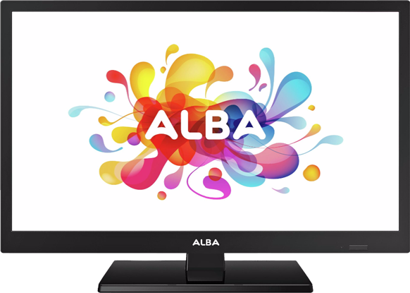 ALBA 19 inch HD READY LED TV/DVD — 5415645
