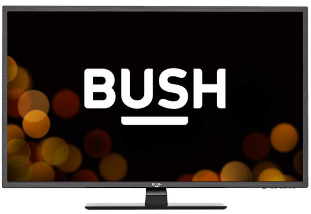 BUSH 32 inch HD Ready LED DVD Combi TV — 4124205
