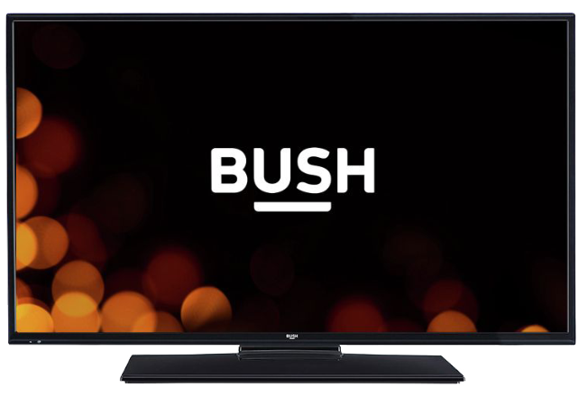 BUSH 40 Inch DVD Combi LED TV — 5579835