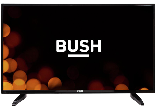 BUSH 40 inch 4K Ultra HD Smart TV with Freeview Play 5806010