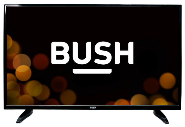 BUSH 43 inch Full HD LED Smart TV — 4876890
