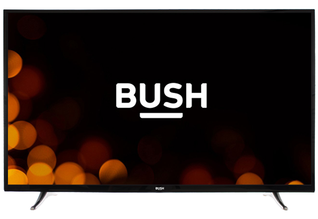BUSH 49 Inch Smart 4K UHD TV with HDR — 8353625