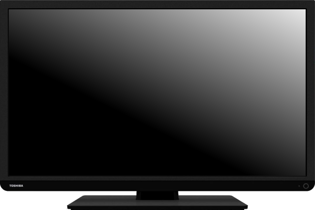 TOSHIBA 40 inch Full HD 1080p DLED TV — 9127111
